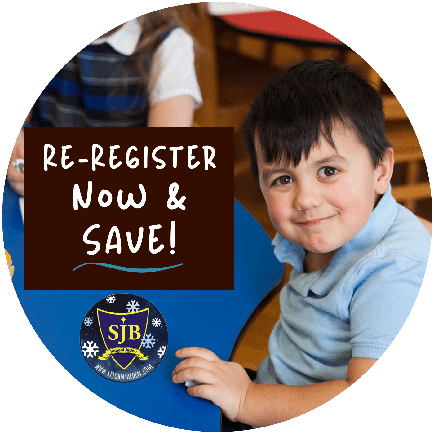 Re-Register Now & Save