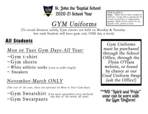 SJS GYM Uniforms Graphic 20 21 v2