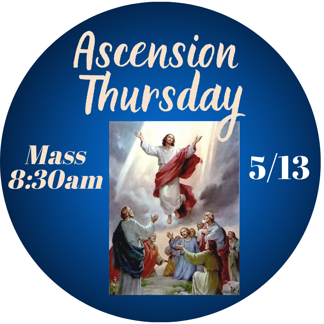 Ascension Thursday