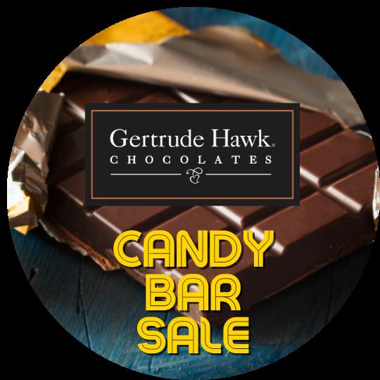 Gertrude Hawk School Candy Bar Sale